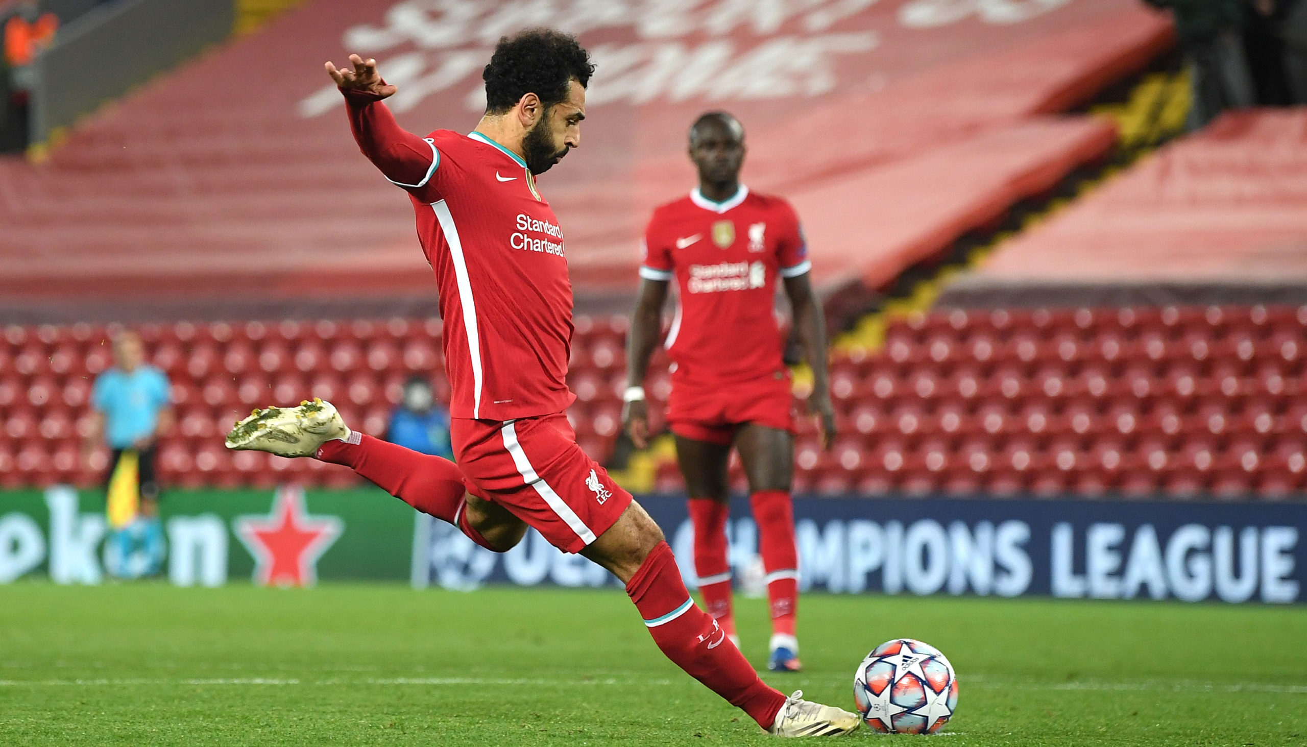 Premier League top scorer odds: Salah moves alongside Kane
