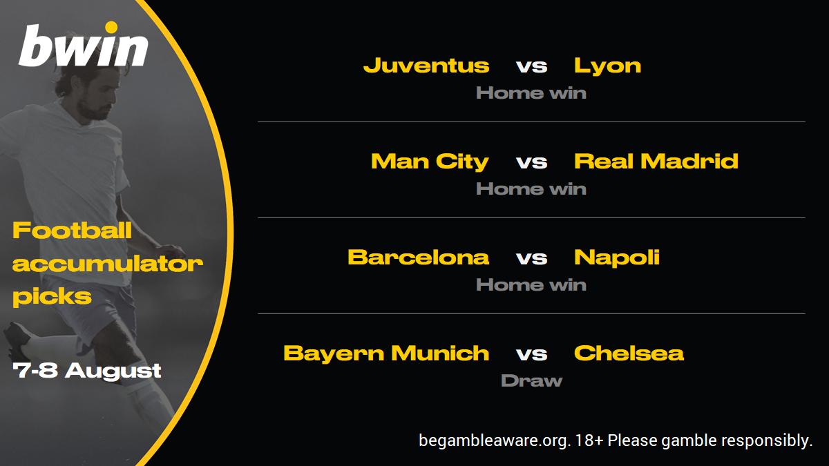 Champions League predictions
