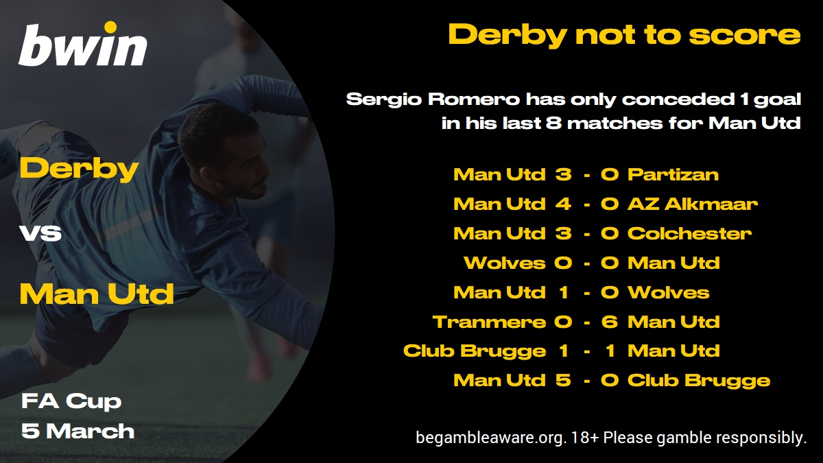 Derby vs manchester united betting betting on horses lingo