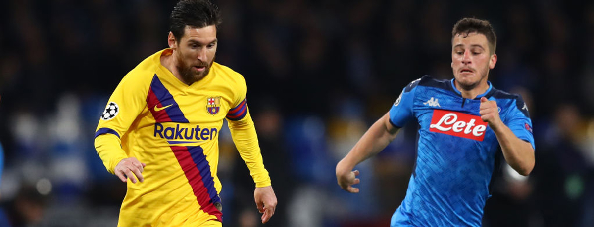 Barcelona feature in our latest European football tips