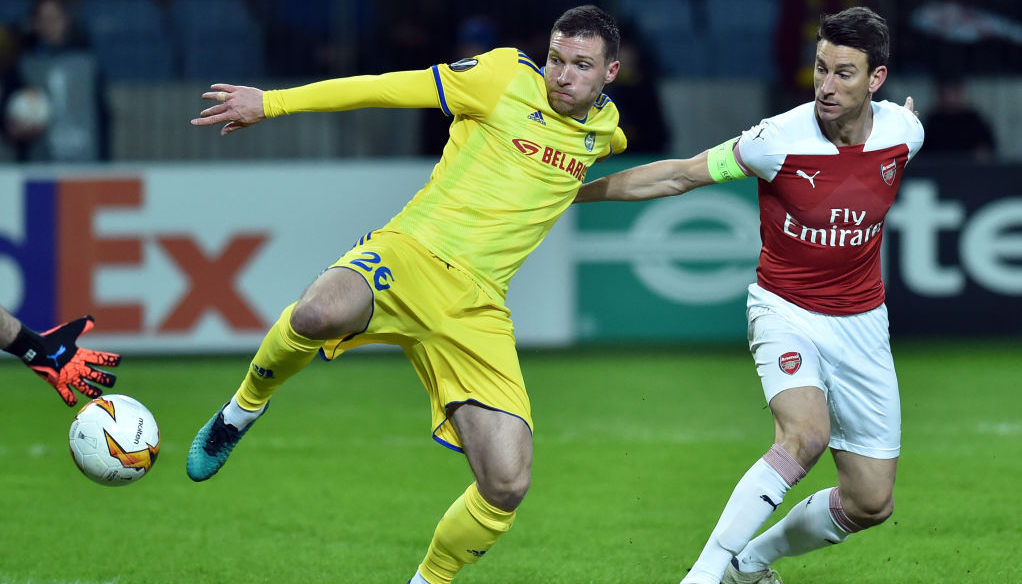 BATE Borisov vs Dinamo Brest: Cup joy for Alshevsky's men