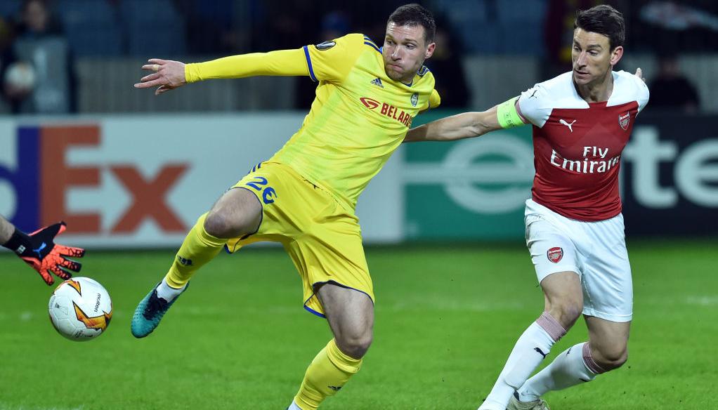BATE Borisov vs Ruh Brest: Normal service to be resumed