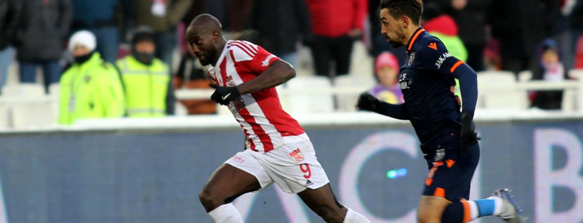 Mustapha Yatabare of Sivasspor