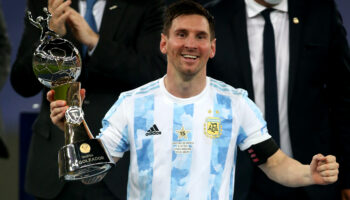 Ballon d'Or odds: Messi could be in seventh heaven