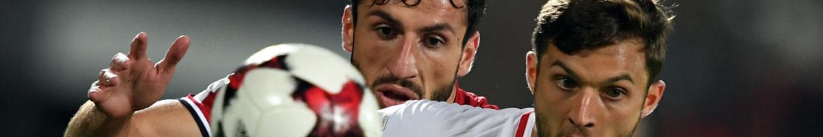 Neman midfielder Gegam Kadimyan