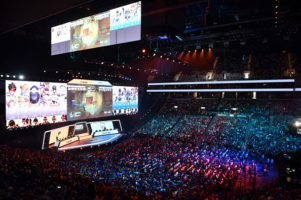 Keyboards on fire: the rise of Esports
