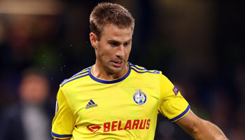 BATE Borisov vs Slutsk: Narrow win for hosts