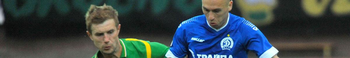Isloch defender Pavel Rybak
