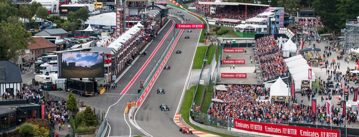 Formula 1 circuits, F1 grand prix calendar