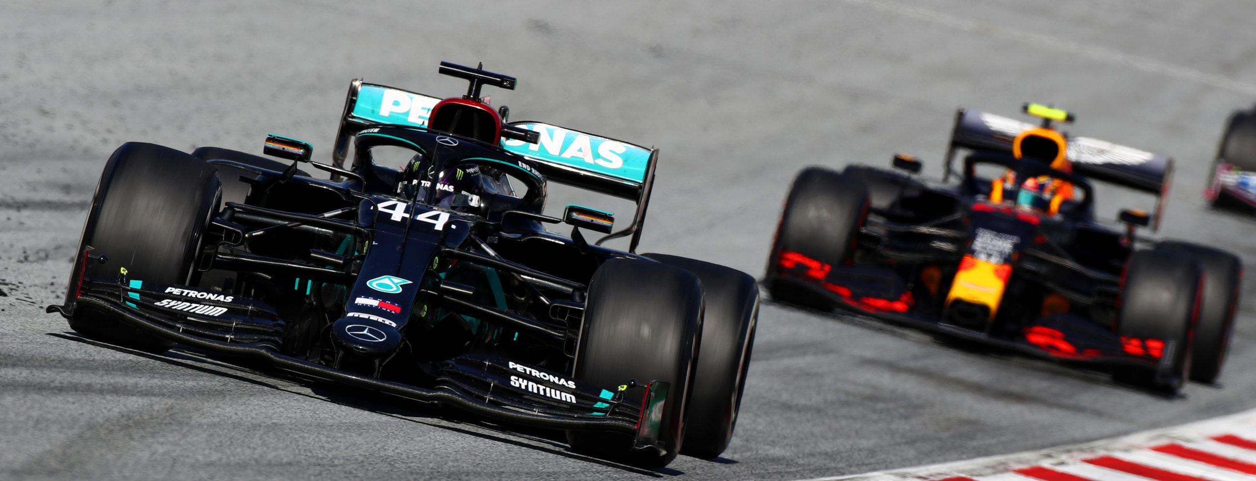 Austrian Grand Prix: Hamilton to make amends