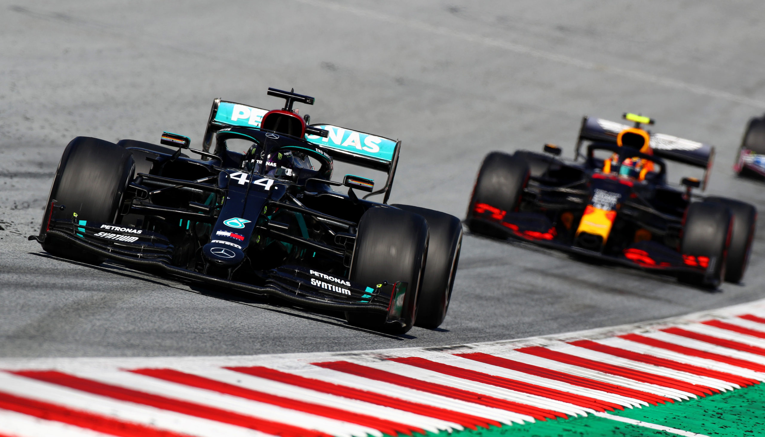 Austrian Grand Prix: Hamilton to make amends