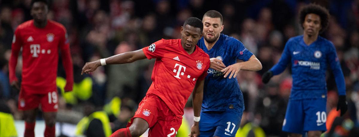 Bayern Munich vs Chelsea prediction, Champions League, football