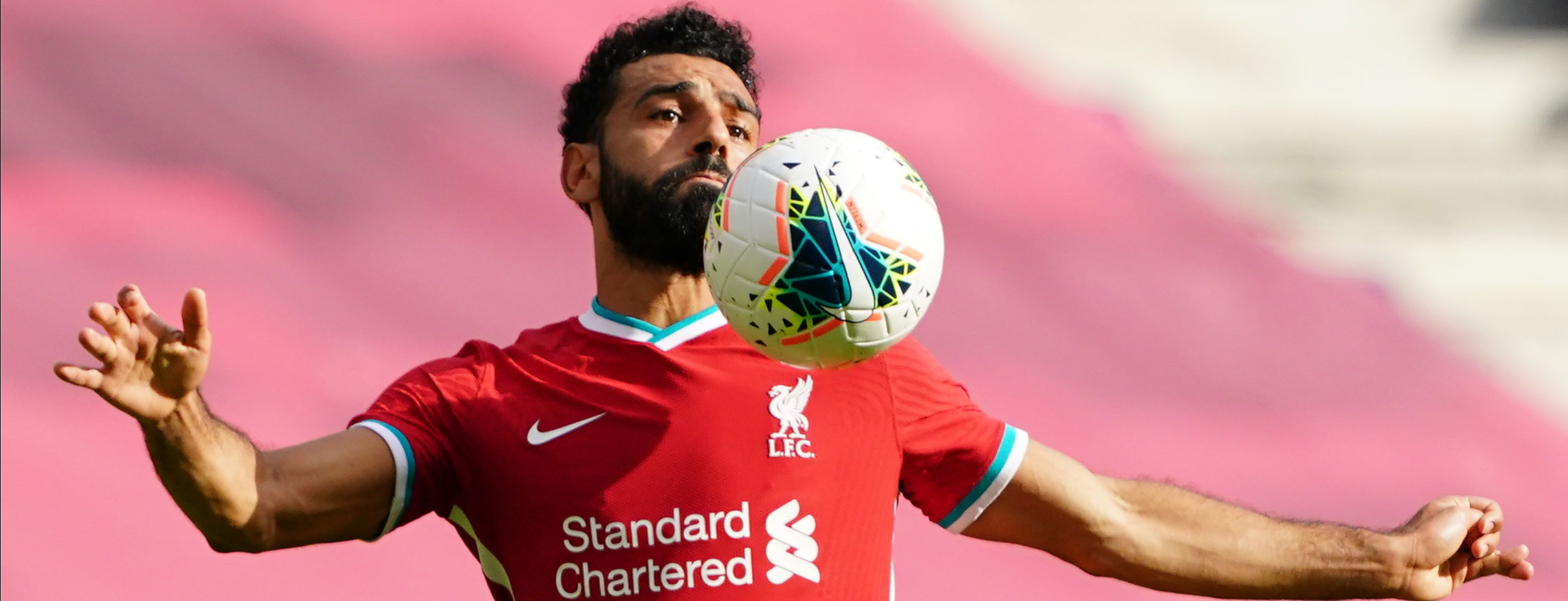Liverpool stars Sadio Mane, Mohamed Salah and Roberto Firmino