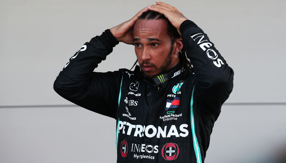 Belgian Grand Prix: Hamilton is in 'league of his own'