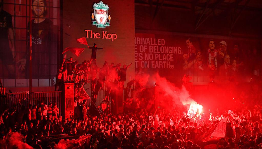 Premier League winner: Reds second favourites behind City