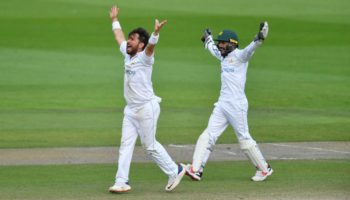 England vs Pakistan: Tourists look value in second Test