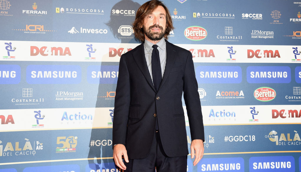 Juventus next manager odds: Pirlo expected to prove success