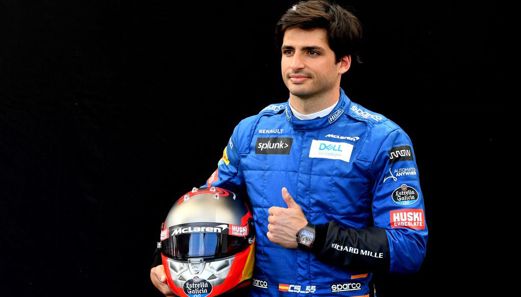 70th Anniversary Grand Prix: Sainz deserves change of luck