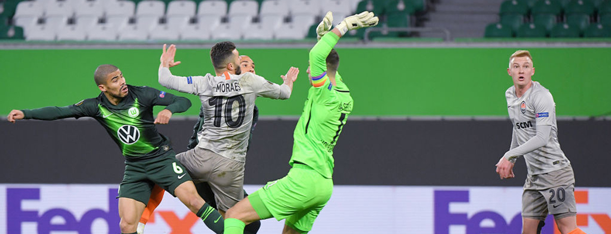 Shakhtar Donetsk vs Wolfsburg prediction, Europa League, football