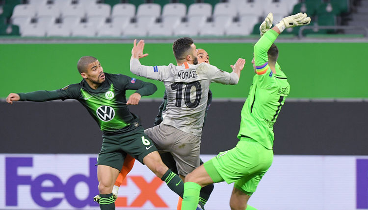 Shakhtar Donetsk vs Wolfsburg: Second leg to finish level