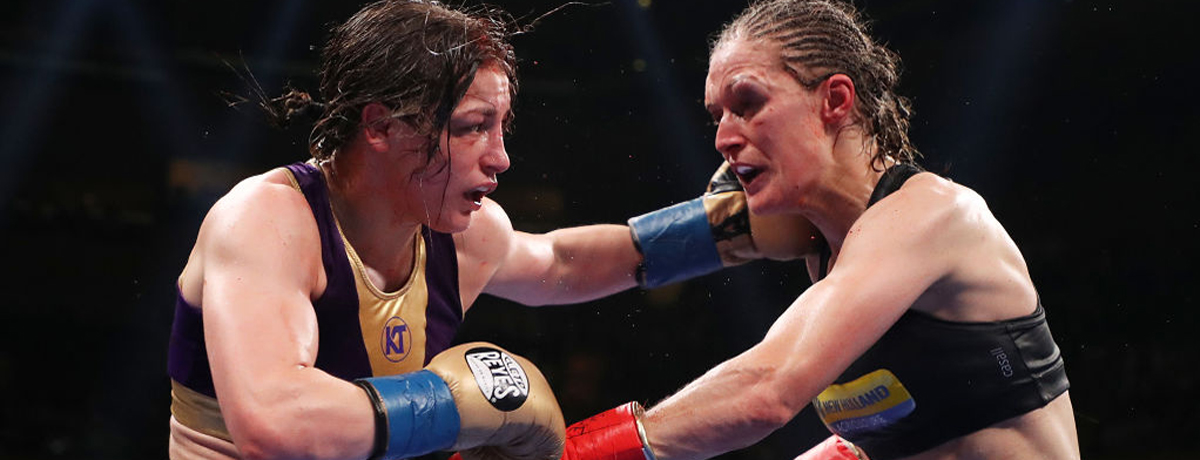 Katie Taylor vs Delfine Persoon: KT can come through rematch
