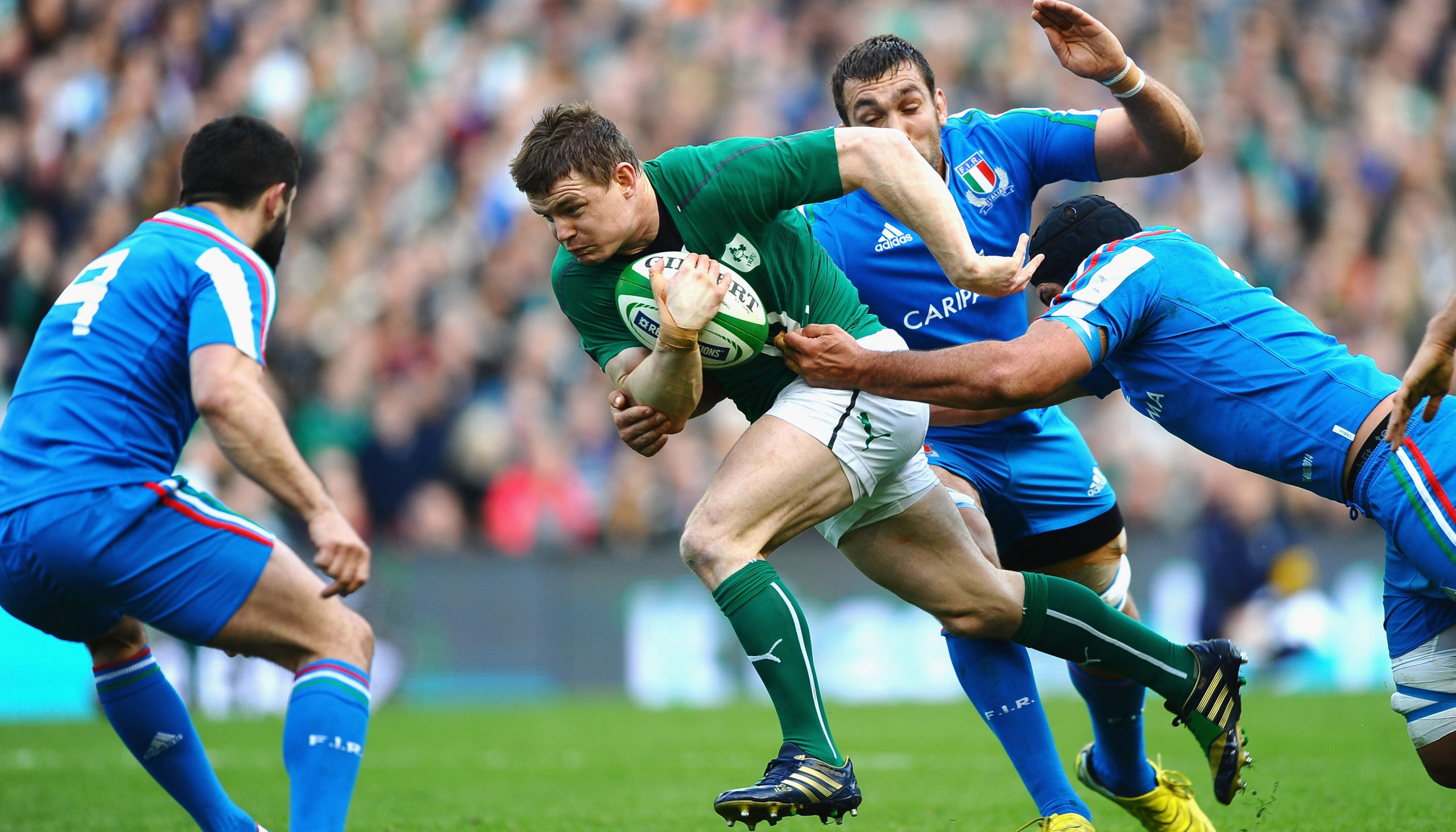 Six Nations history: A statistical review