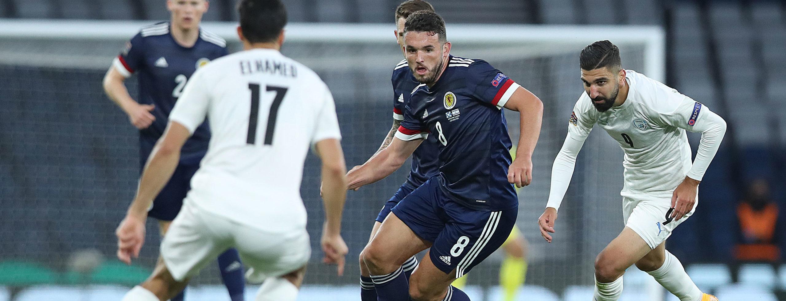 Israel vs Scotland: Familiar foes well matched
