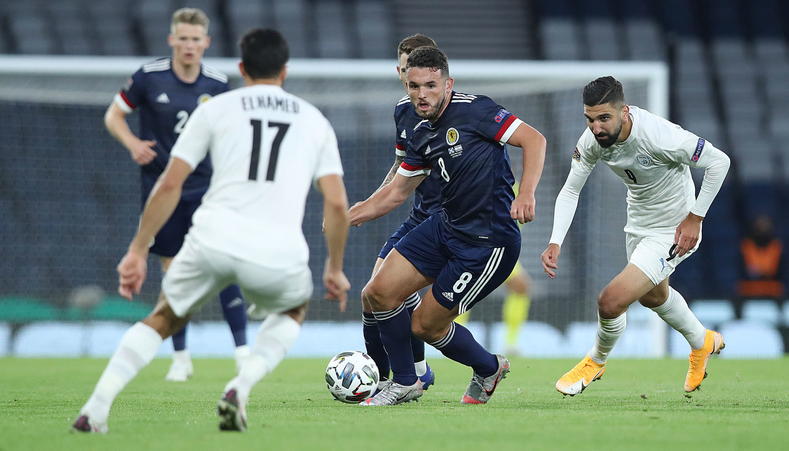 Israel vs Scotland: Familiar foes well matched