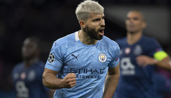 Man City star Sergio Aguero
