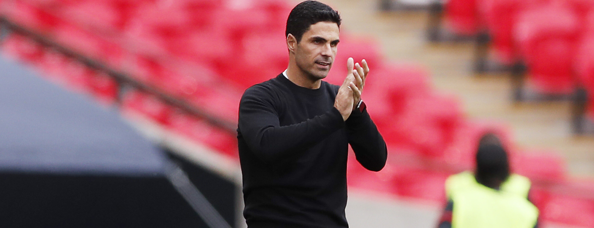 Mikel Arteta features in the Newcastle next manager odds