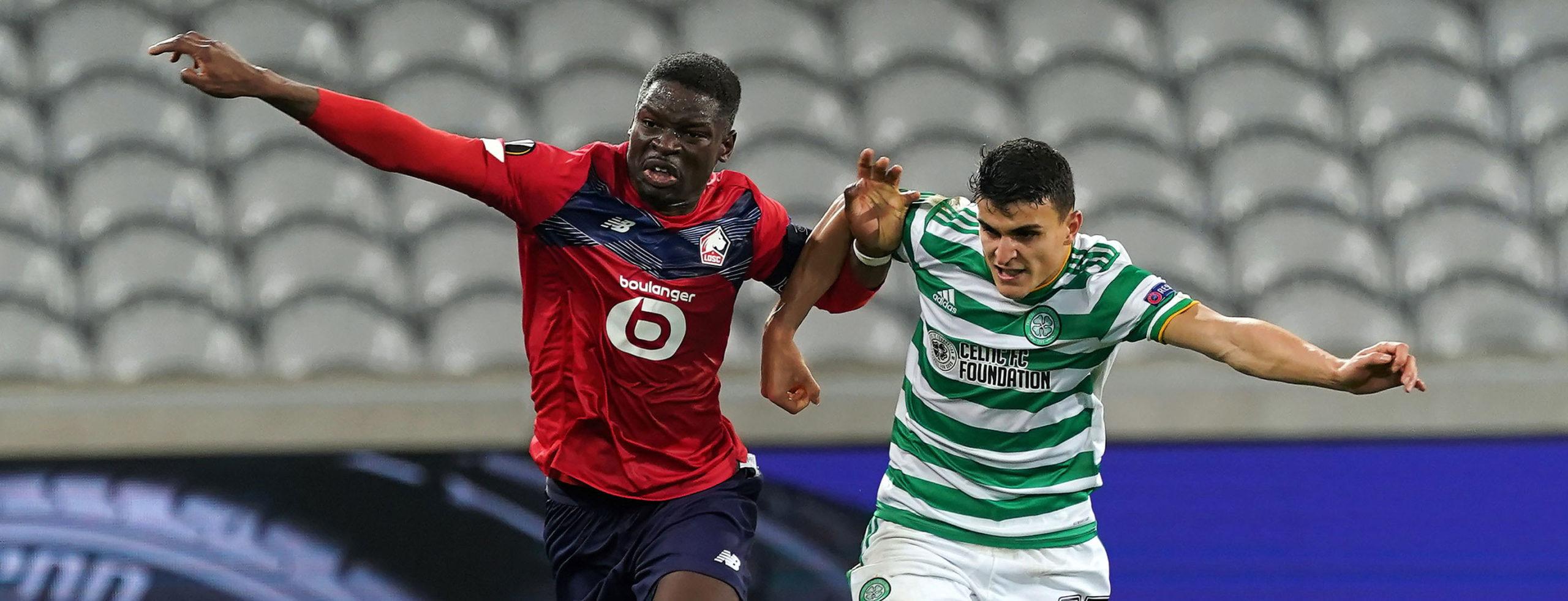 Celtic vs Lille: No relief for under-fire Lennon