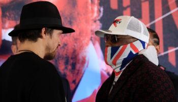 Usyk vs Chisora: Power not enough for Londoner