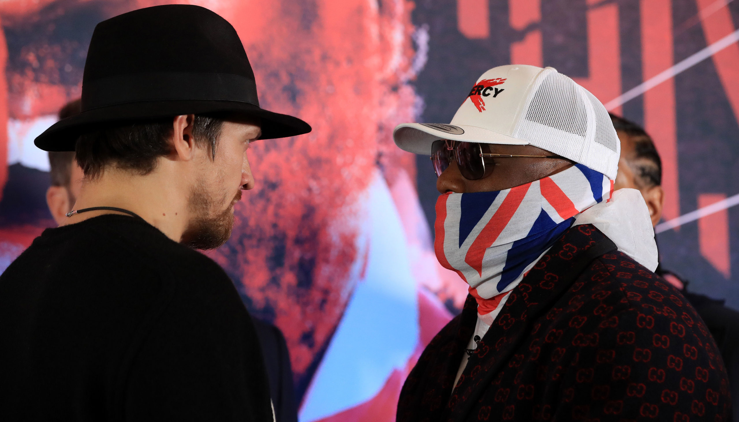 Usyk vs Chisora: Power not enough for Londoner