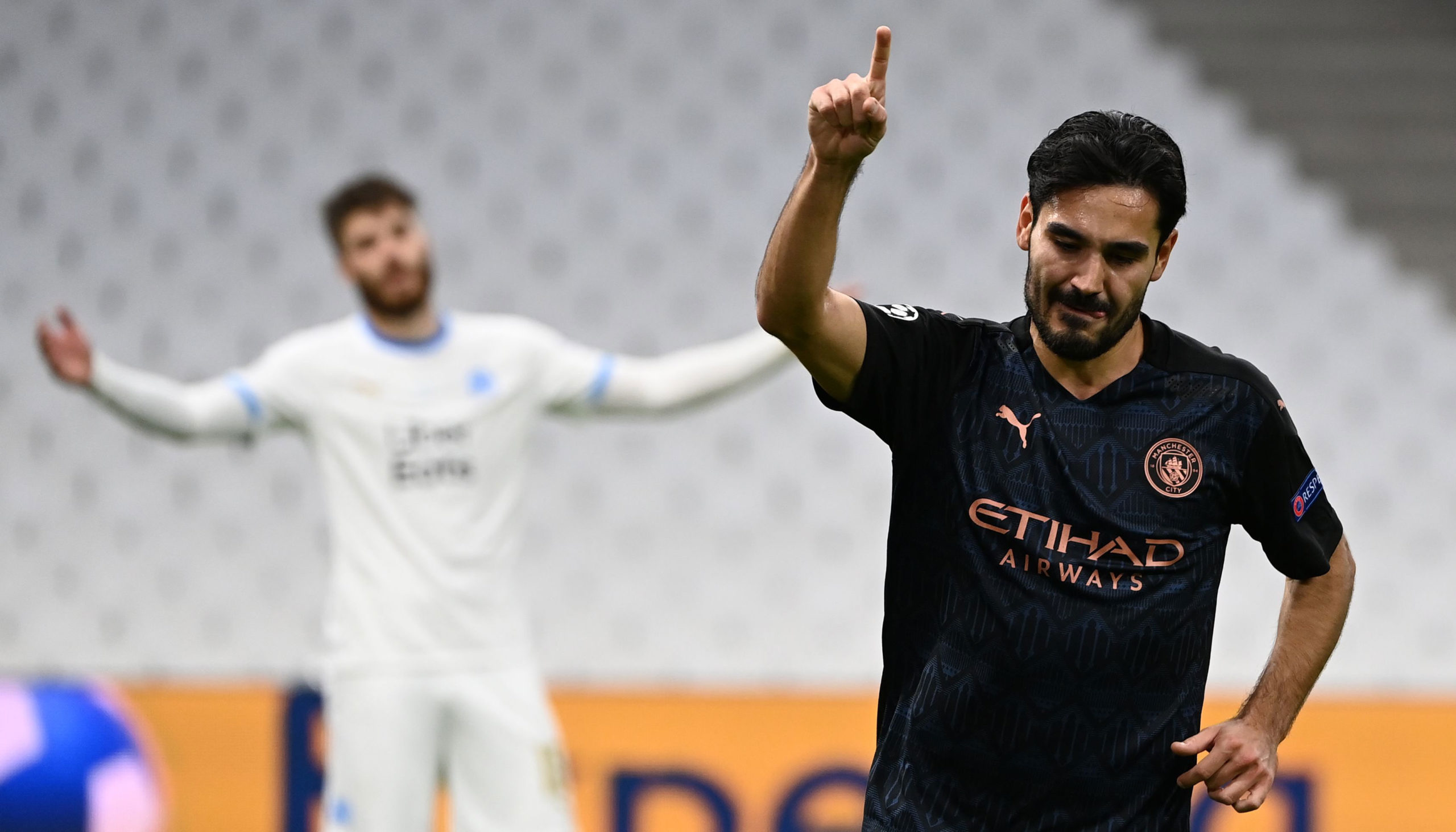 Man City vs Marseille: All change but City still too good