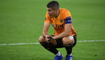 Conor Coady, Premier League, football, burnout infographic
