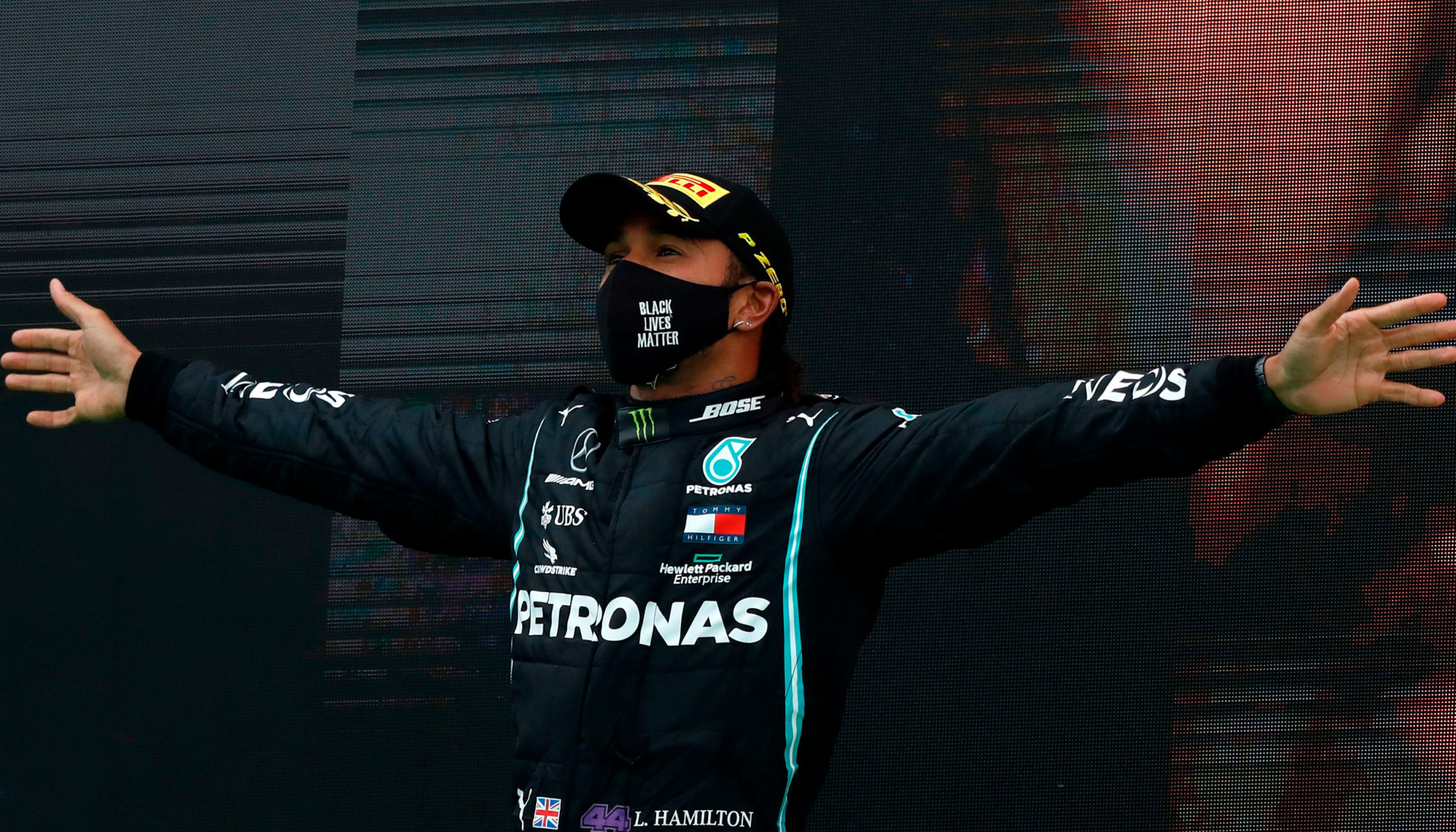 Emilia Romagna Grand Prix: Hamilton value for Imola hat-trick