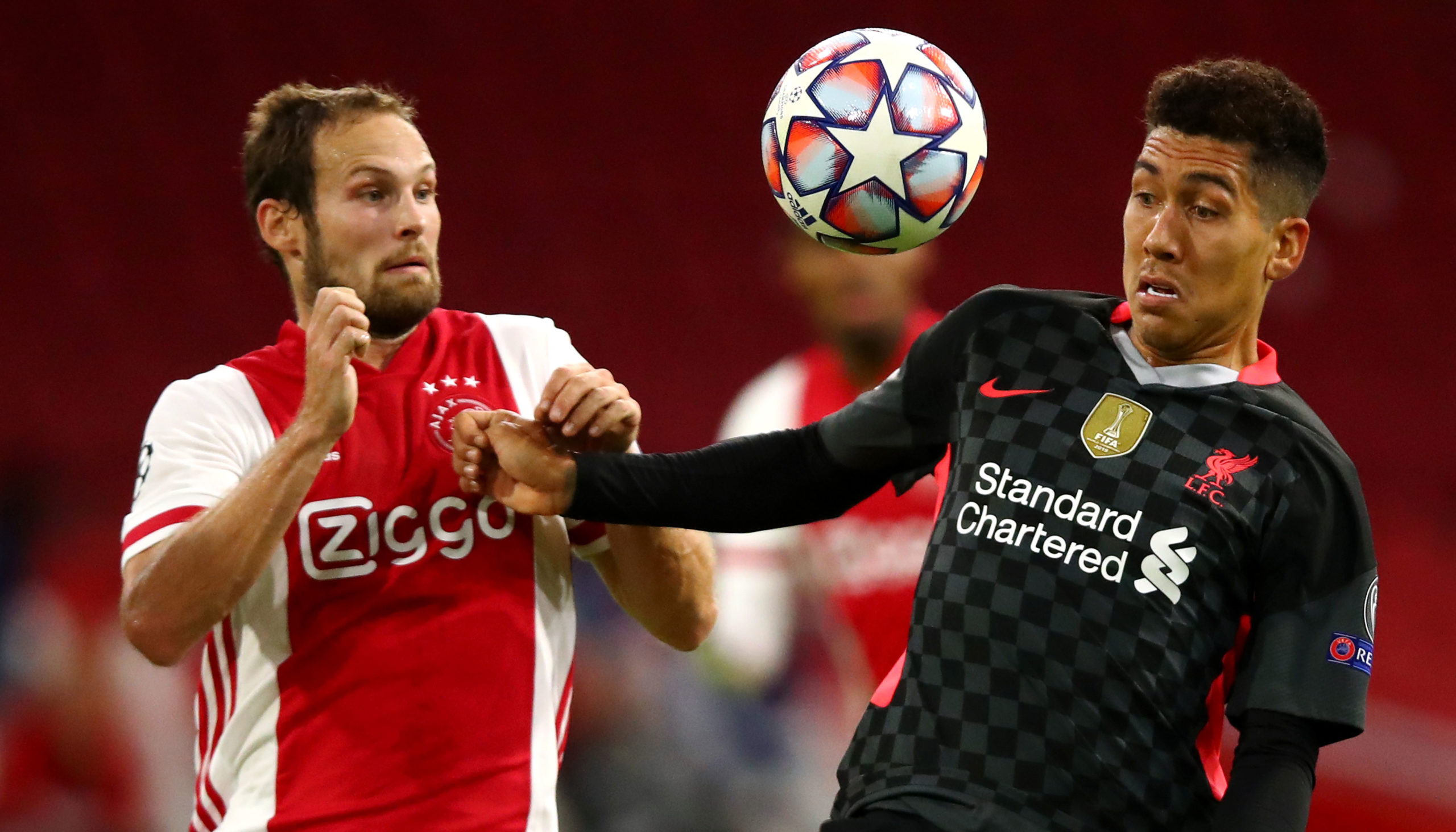 Liverpool vs Ajax: Reds primed to advance
