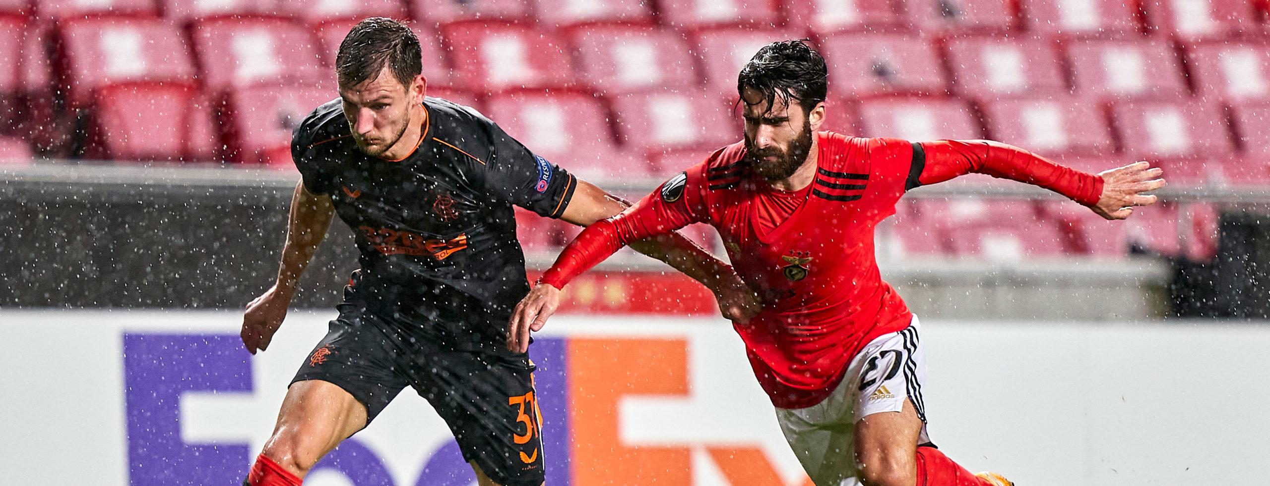 Rangers vs Benfica: Light Blues to edge Group D rivals