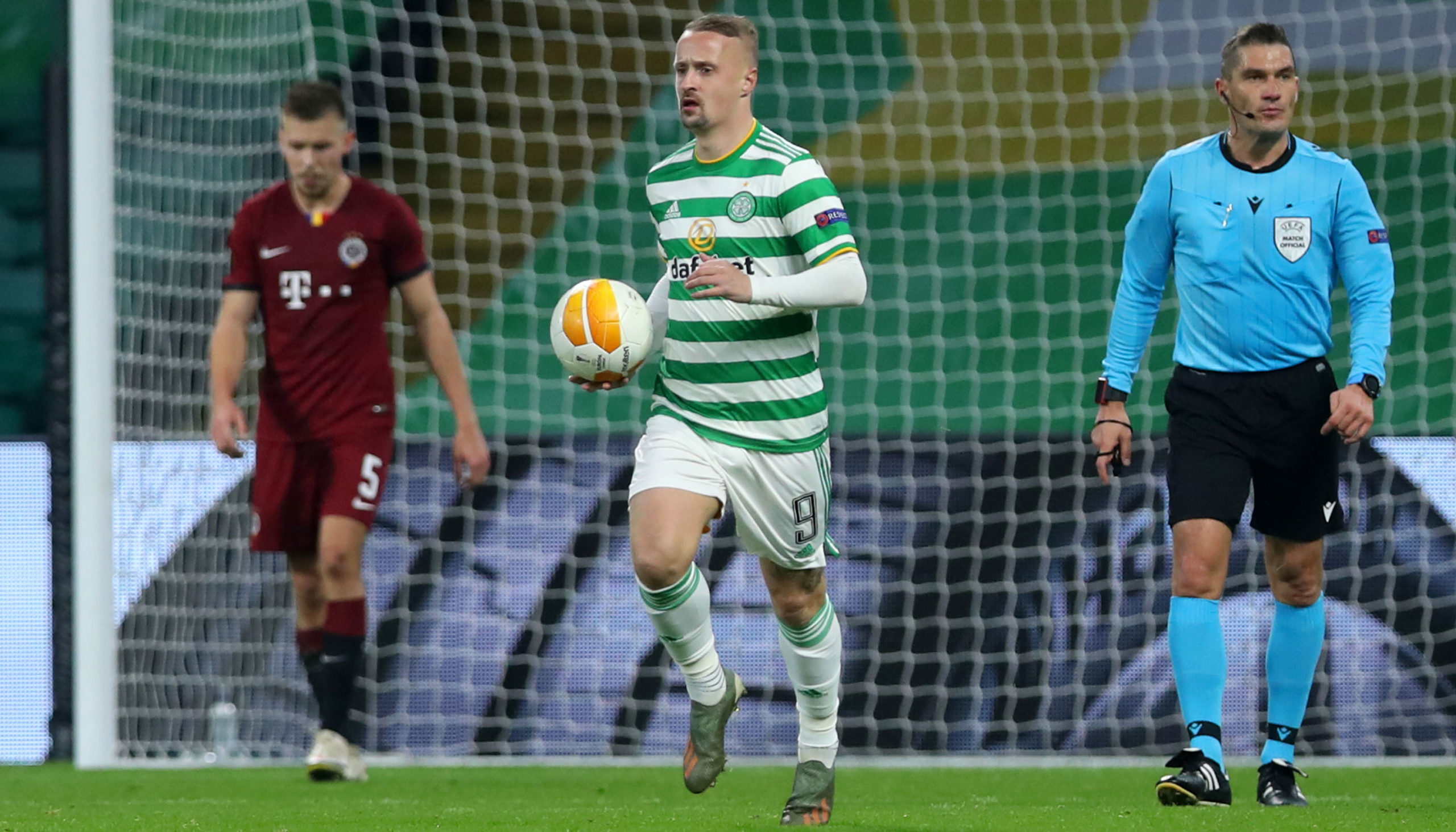 Sparta Prague vs Celtic: Hoops ready for revenge