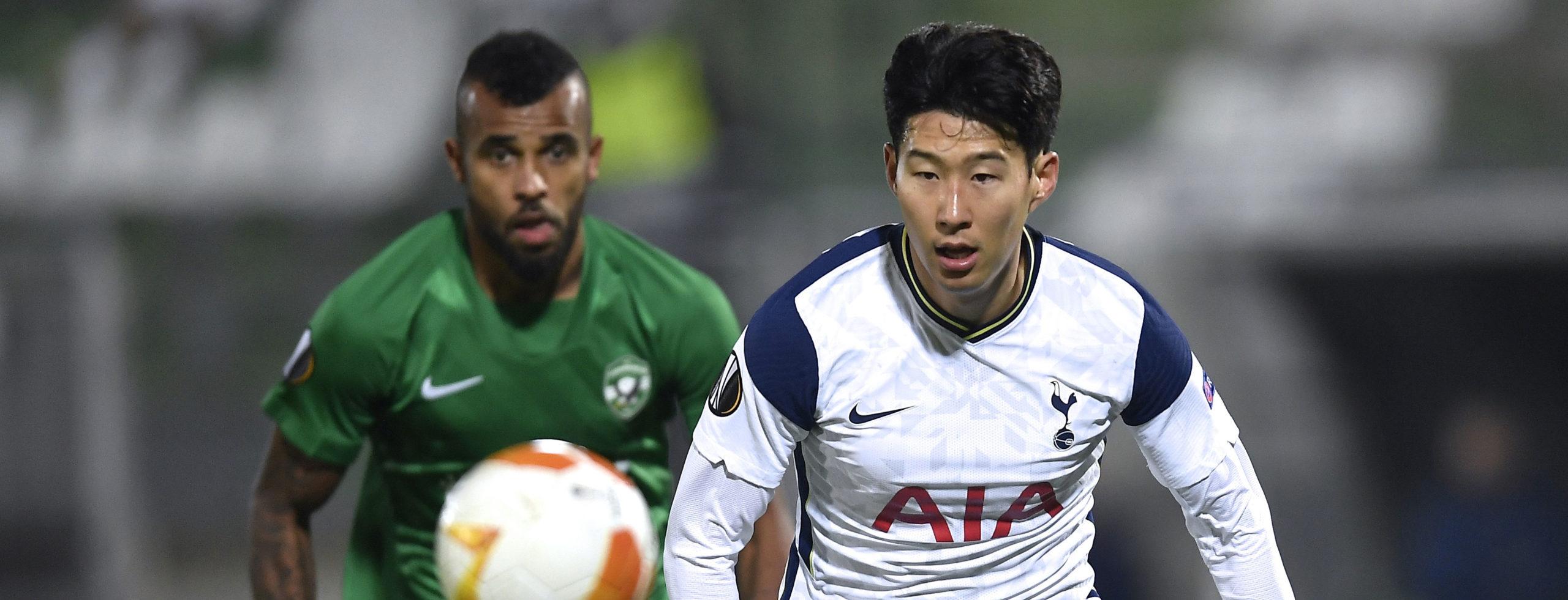 Tottenham vs Ludogorets: Fast start for Spurs