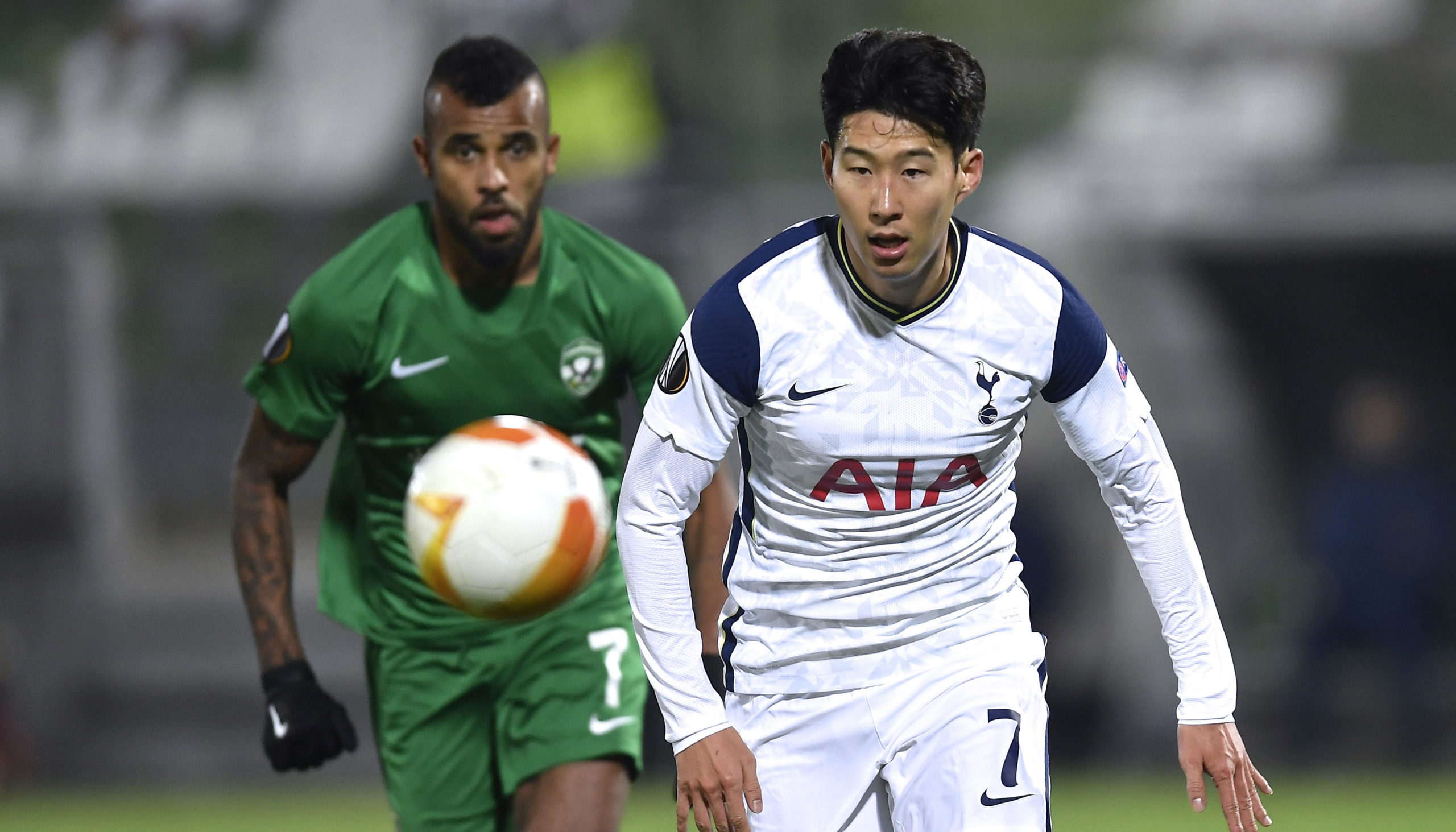 Tottenham vs Ludogorets: Fast start for Spurs