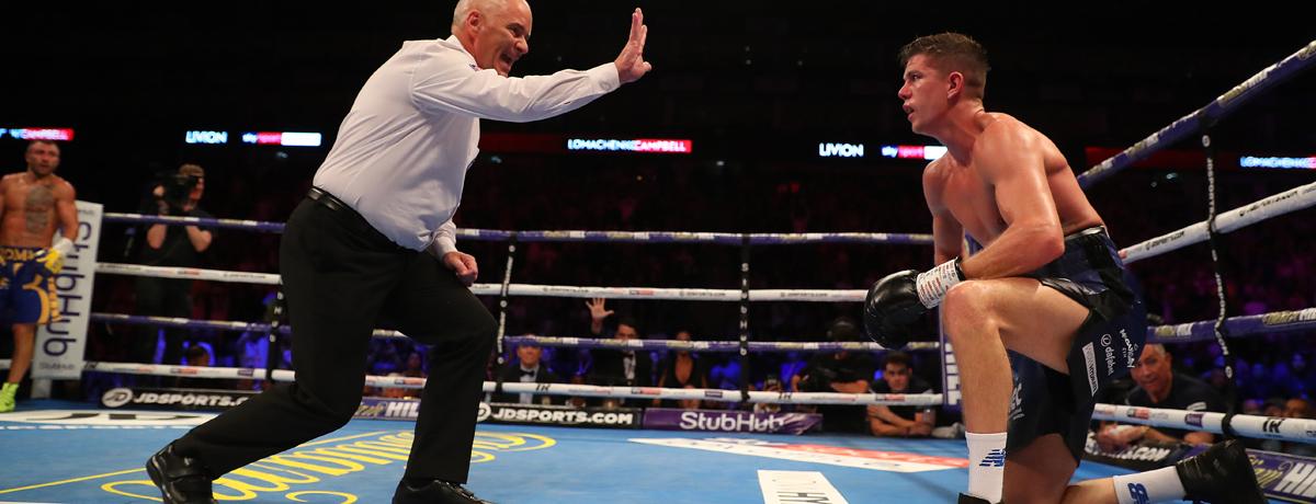 Ryan Garcia vs Luke Campbell prediction, boxing
