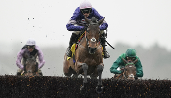 King George VI Chase: Cyrname can foil Clan's hat-trick bid