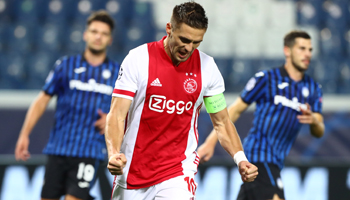 Ajax vs Atalanta: Dutch giants rated percentage pick