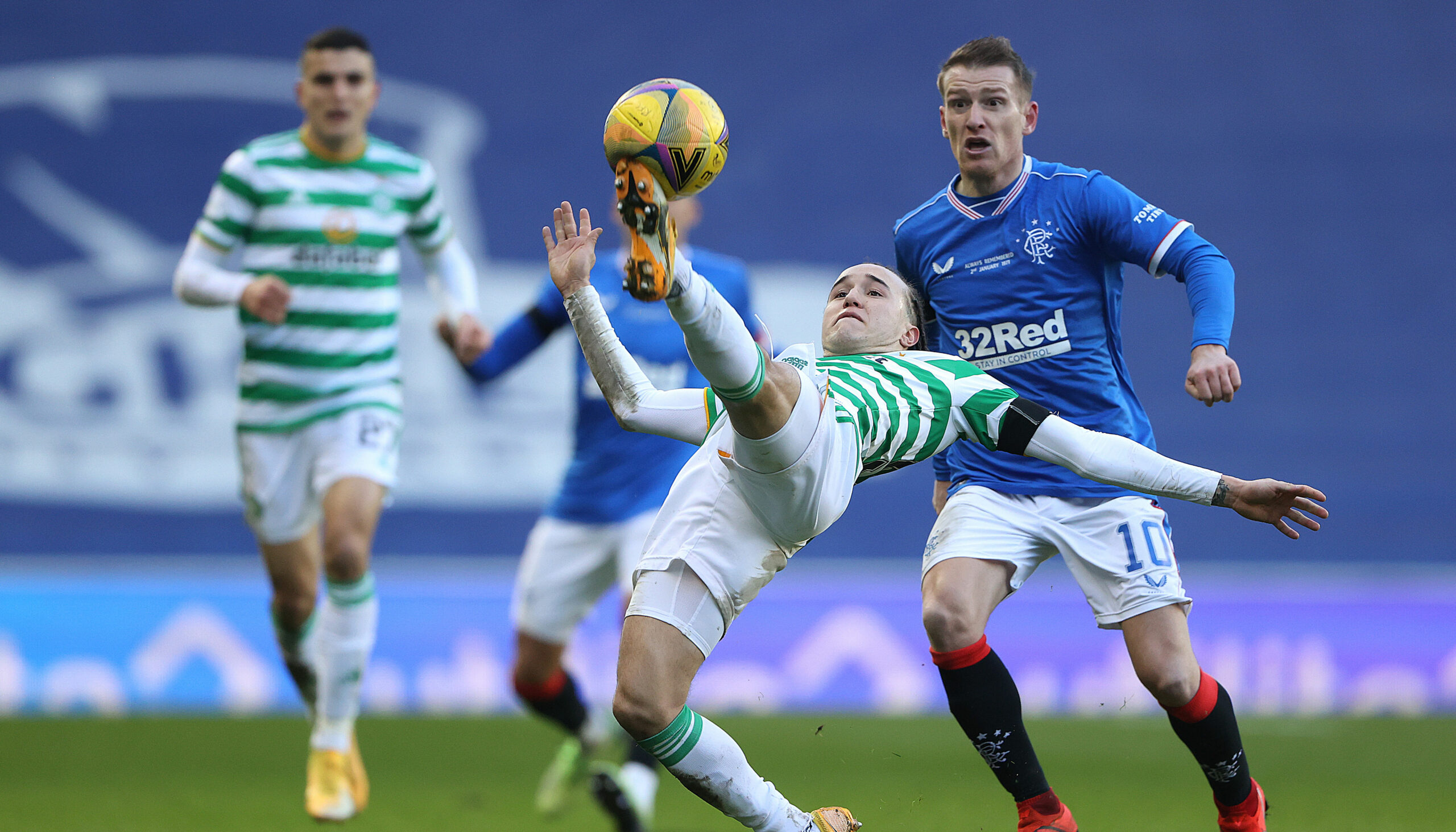 Rangers vs Celtic: Hoops tipped to claim cup compensation