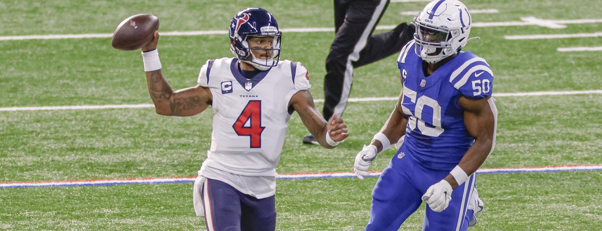 Deshaun Watson trade rumours, NFL odds