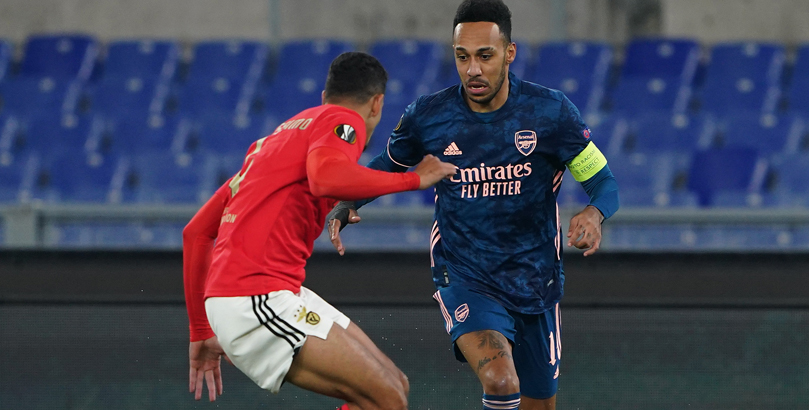 Arsenal Vs Benfica Prediction Betting Tips Odds 25 02 2021 Bwin