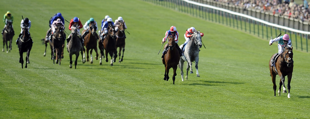 Great horse racing moments