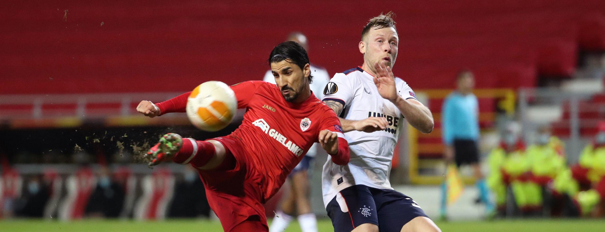 Rangers vs Antwerp: Goals galore again as Gers progress