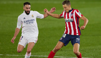 Atletico Madrid vs Real Madrid: Derby draw to suit leaders
